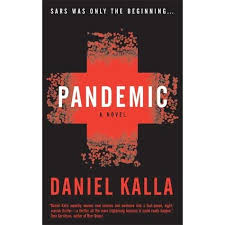 Resultado de imagen de Pandemia, Daniel Kalla
